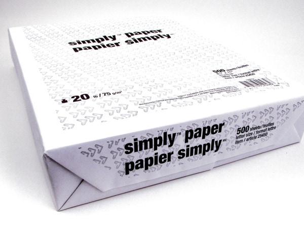 White Bond Drawing Paper