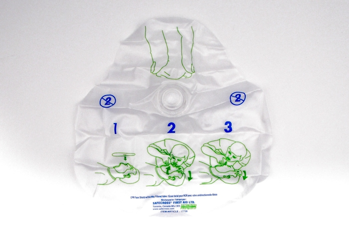 cpr masks disposable