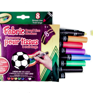 Crayola Fabric Markers