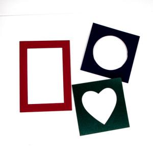 Cardboard Frames