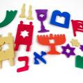 Judaica Foam Shapes /100 1