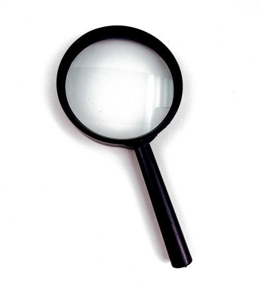 magnifying glass j j crafts. Black Bedroom Furniture Sets. Home Design Ideas