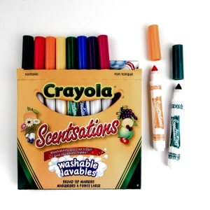 Crayola Washable Scented Markers