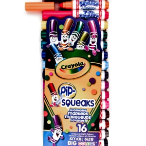 Crayola Pip Squeak Markers/16