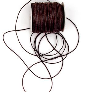Cotton Wax Cord